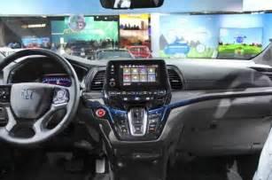 2018 Honda Odyssey Interior