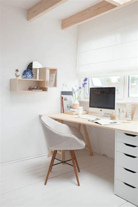 grand bureau ikea le mobilier de bureau contemporain 59 photos inspirantes