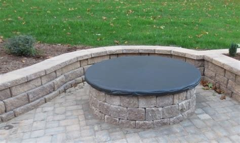 Outdoor Fire Pit Covers  Fire Pit Ideas