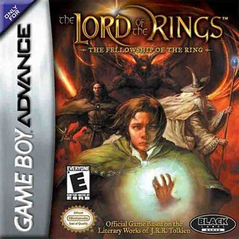 The Lord Of The Rings The Fellowship Of The Ring Usa