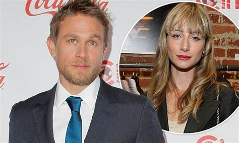 Charlie Hunnam Talks Tying The Knot At Age 18 Daily Mail