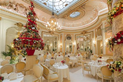 christmas themed afternoon teas  london