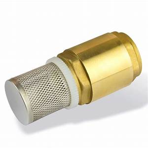 Rückschlagventil 3 4 Zoll : fu ventil 3 4 messing dn20 ansaugfilter saugfilter saugkorb saugschlauch pumpe ebay ~ Watch28wear.com Haus und Dekorationen