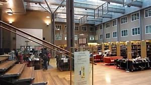 Arabianranta Library  Helsinki - Interior Design