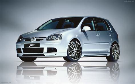 Abt Vw Golf V 2006 Widescreen Exotic Car Picture 01 Of 12