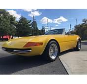 Tons Of Upgrades 1977 Ferrari Daytona Spyder McBurine