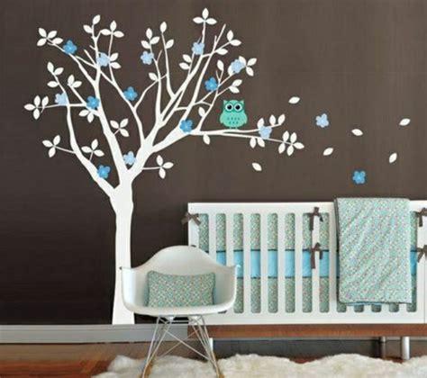 stickers muraux pour chambre adulte 16 stickers muraux pour bien décorer la chambre de bébé