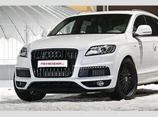Audi Q7 od MR Car Design Auto Journal