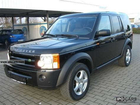 land rover discovery 2007 2007 land rover discovery 3 td v6 aut s 7 seats xenon