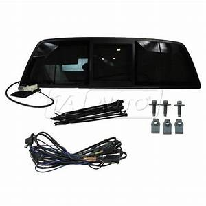 05-14 Ford F150 Truck Rear Power Sliding Heated Window Kit - Free Shipping