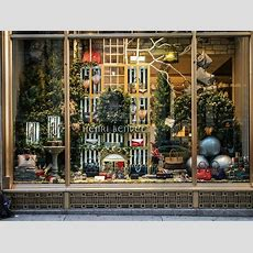 Where To See Christmas Window Displays At Stores In New York City  Covet Edition