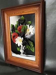 Tableau En Relief : tableau en relief repr sentant luckyfind ~ Melissatoandfro.com Idées de Décoration