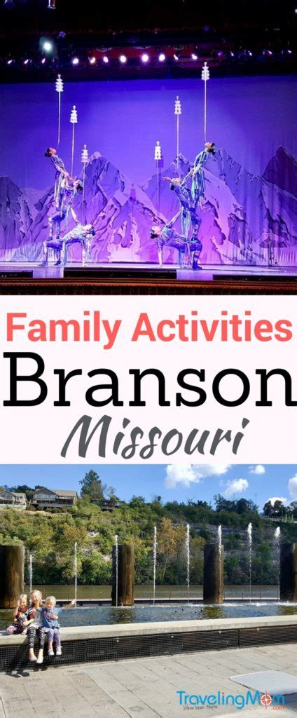 Fun Things To Do With Kids In Branson, Missouri | TravelingMom