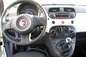 Fiat 500 Interieur : nouvelle fiat 500 page 4 fiat forum le monde automobile ~ Gottalentnigeria.com Avis de Voitures