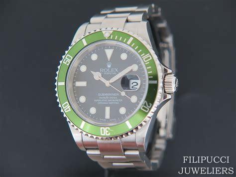 Rolex Submariner Date LV Fat 4 16610LV - Copy - Filipucci