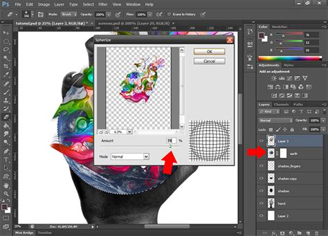 Create Your Own World  Part 1  Photoshop Tutorial