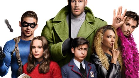 TV Time - The Umbrella Academy (TVShow Time)