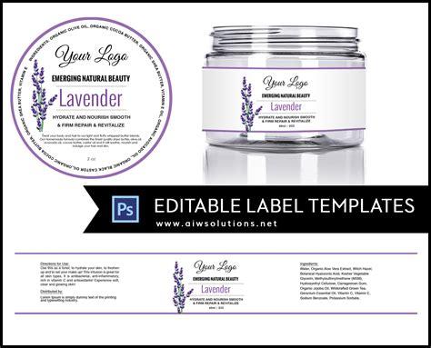 Label Template Candle Label Bernardin Jar Labels Bottlelabels