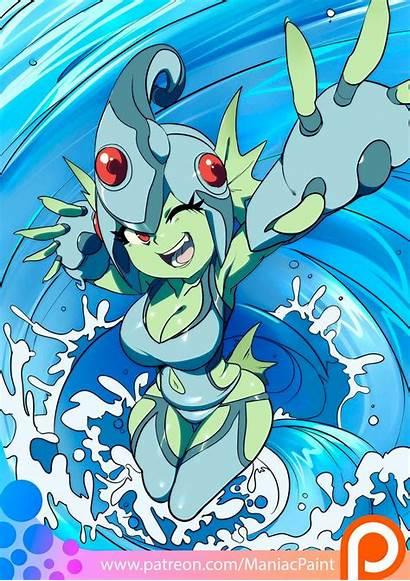 Digimon Frontier Fan Ranamon Cbr Pieces