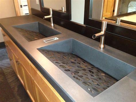 customcretewerks custom bathroom sink customcretewerks inc