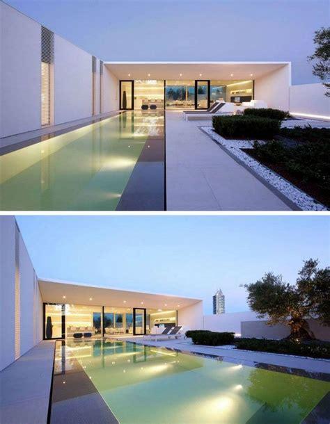 examples  single story modern houses    world modern house design modern