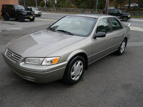 1998 Toyota Camry Le V6 4dr Sedan In Irvington Ny