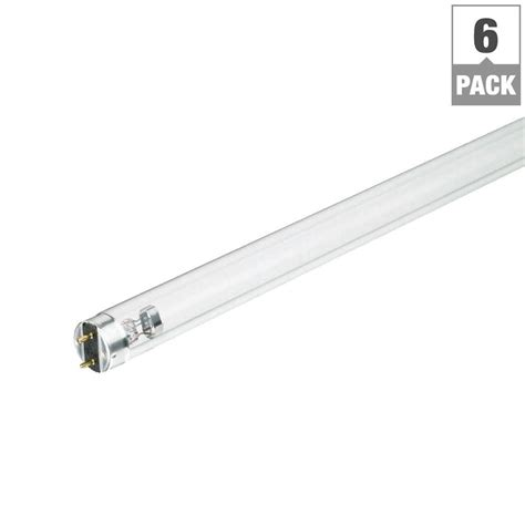 philips 4 ft t8 36 watt tuv linear fluorescent germicidal