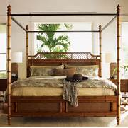 Tropical Bedroom Furniture Sets The Polohouse British Colonial Style