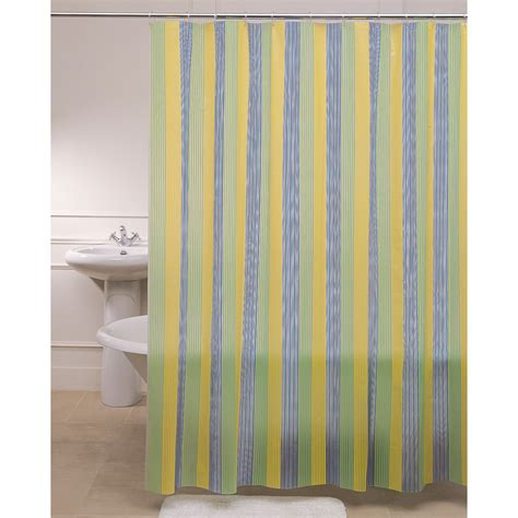 cannon shower curtain variegated stripe home bed