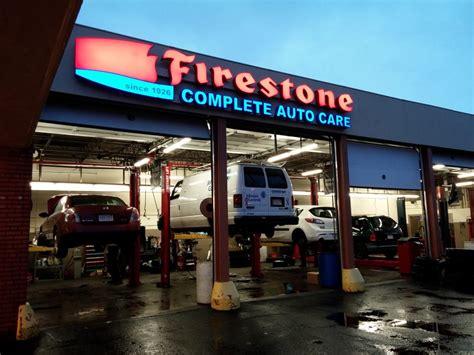 firestone complete auto care  reviews tires