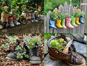 DIY Garden Ideas ~ Idees And Solutions