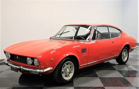 Fiat Dino by Value Packed 1967 Fiat Dino Coupe Classiccars Journal