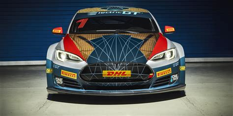 Tesla Racing Series by Tesla Model S Racing Series Gets Green Light Photos