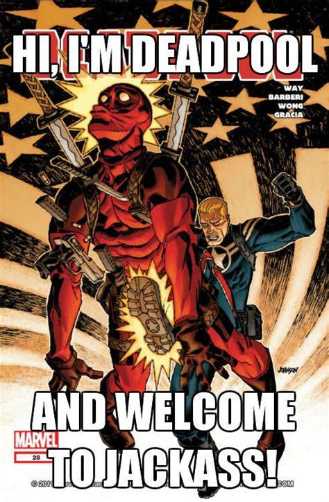 Deadpool Memes - world wildness web deadpool memes