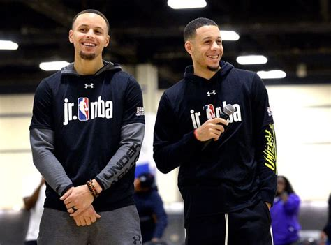 brothers stephen  seth curry stakes  pretty