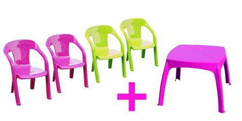 table et chaise enfants emejing chaise salon de jardin couleur ideas