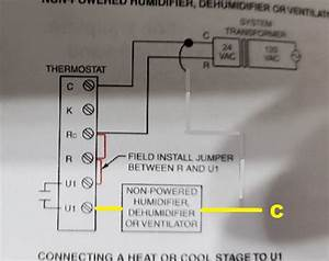 Wiring Diagram Honeywell Th8000 Vision