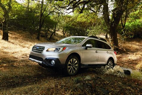 subaru off all new subaru outback is roomiest most capable outback
