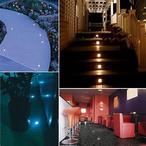 6pcs  Lot Indoor And Outdoor Led Garden Light Low Voltage