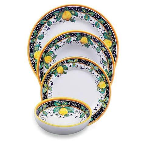 lemon dinnerware images  pinterest dish sets