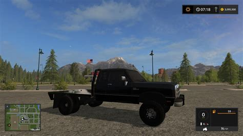 how can i learn about cars 1993 dodge caravan security system 1993 dodge d 250 flatbed dually v1 0 cars farming simulator 2015 15 mod