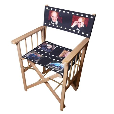 Personalized Directors Chair Canada by Photo Montage Filmstrip Gift Ideas