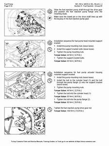 Cummins Isc Fuel System Diagram