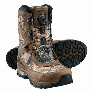 "Cabela's Men's 9"" Boa Speedhunter Boots with 400-Gram"