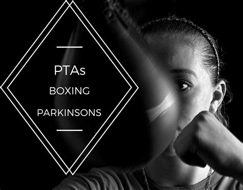 pts  ptas fight parkinsons   boxing therapy program