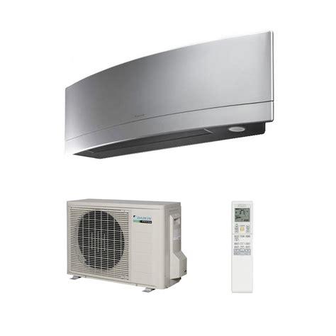 daikin air conditioning emura ftxgls silver wall mounted