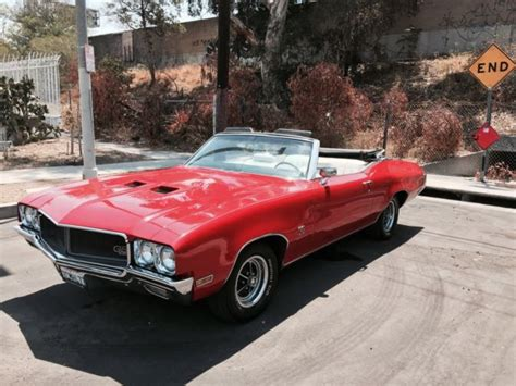 Buick Gs 455 For Sale by 1970 Buick Gs 455 Convertible For Sale Photos Technical