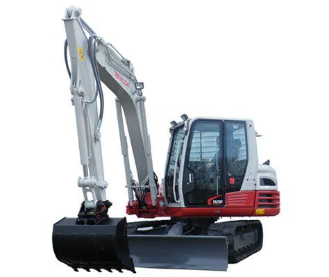 takeuchi tb mini excavator