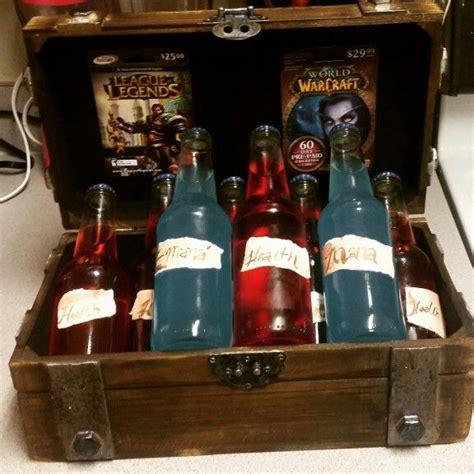 league  legends  world  warcraft nerdy alcohol gift