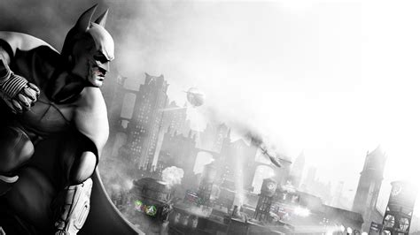 Batman Arkham City Nature Desktop Wallpaper Hd #17580 Hd